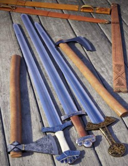 Medieval Weapons 2: Viking Weapons