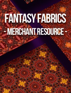 Fantasy Fabrics 1 Merchant Resource Extended licence