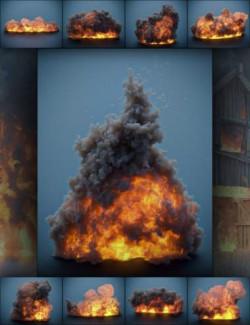 Pyromantix - Volumetric Flames