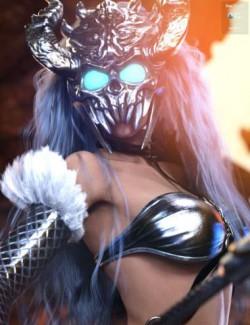 Hel The Goddess of Underworld Bundle