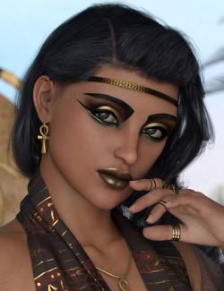 Elaheh HD for Genesis 8 Female