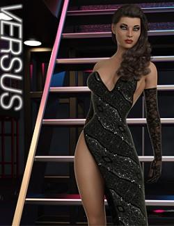 VERSUS - Jessie Red for G8F