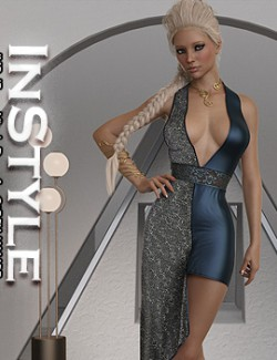 InStyle - JMR dForce Nicole Dress for G8F