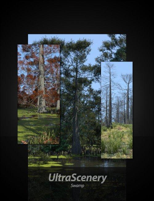 UltraScenery - Swamp