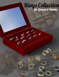 Rings Collection for G8F