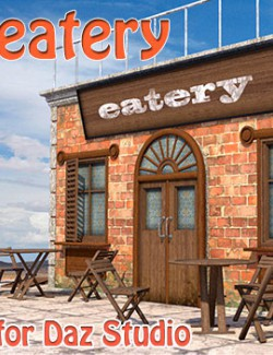 Eatery for Daz Studio