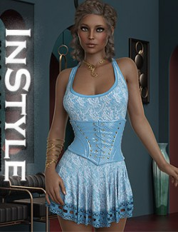 InStyle - Violetta for Genesis 8 Female