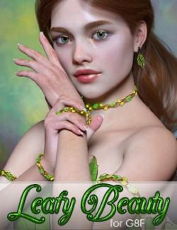 Leafy Beauty for Genesis 8 & 8.1 Female