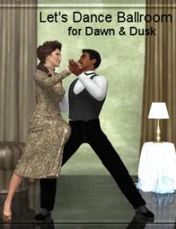 Let's Dance Ballroom Poses for Dawn & Dusk