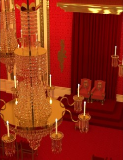 The Palace Throne Room
