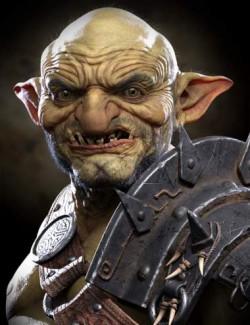War Goblin HD for Genesis 8.1 Male