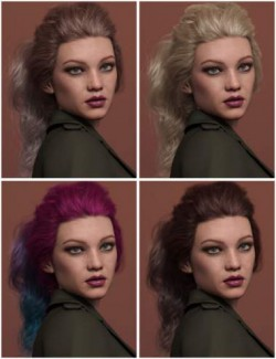 2021-07 Hair Texture Expansion