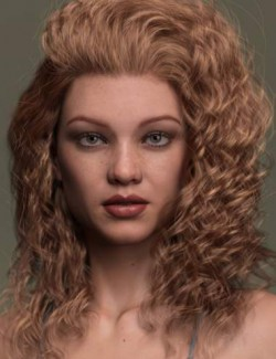 2021-06 Hair for Genesis 8 and 8.1 Females