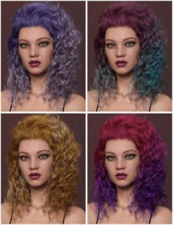 2021-06 Hair Texture Expansion