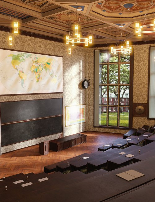 University Lecture Hall