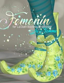 DA-Femenin for La Elven Boots