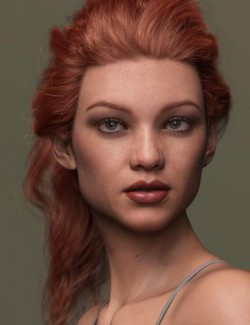 2021-07 Hair for Genesis 8 and 8.1 Females