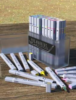 Pro Marker Pens