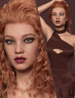 RY Norene Character and Hairs Bundle
