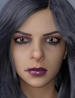 HF Jemm for Genesis 8 Female