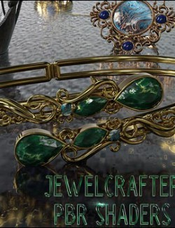 JewelCrafter PBR Shaders
