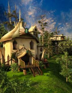 Elf Village and World Builder