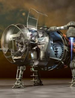 MS21F Recon Speedster - Obj