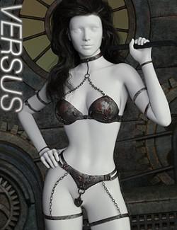 VERSUS- Street Metal Wear for G8F