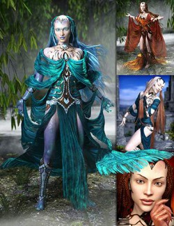 The Lady of Mists Bundle