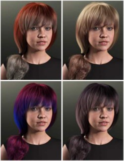 2021-05 Hair Texture Expansion