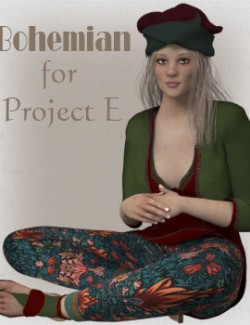 Bohemian for Project E
