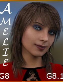 Amelie For G8/G8.1 Female
