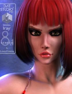 Irina for Genesis 8.1 Female