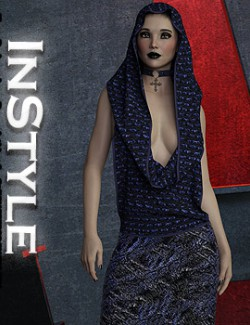 InStyle - dForce Bodycon Long Dress clothing for G8F
