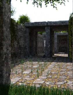 Path Between Walls