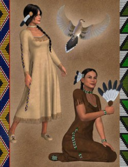 Morning Dove Wardrobe for Dawn - Set 1