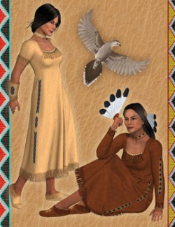 Morning Dove Wardrobe for Dawn - Set 2