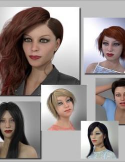 Face morphs for GF 8.1