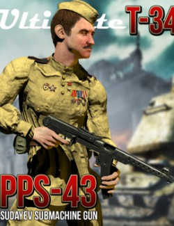 Ultimate T-34:PPS-43