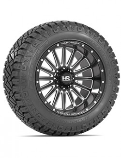 OFF ROAD WHEEL AND TIRE 15- EXTENDED LICENSE
