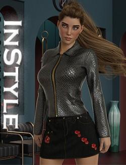 InStyle - dForce Jennifer style clothing for G8F