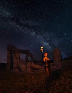 Orestes Iray HDRI Skydomes - Milky Way