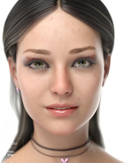 Alejandra For Genesis 8 Female