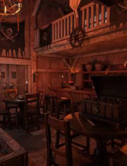 FG Pirate Bar