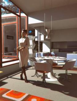 70s Modern House