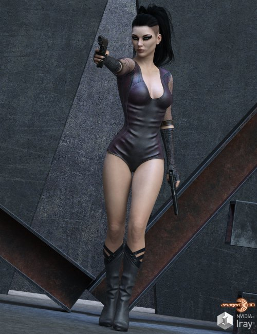 VERSUS - Diversion Outfit for Genesis 8 Females