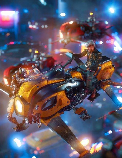 Dystopian Rider Bundle