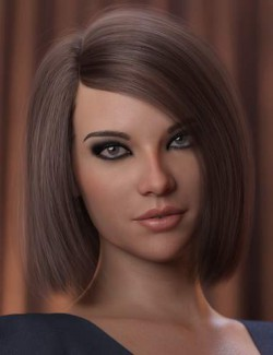 2021-08 Hair for Genesis 8 and 8.1 Females