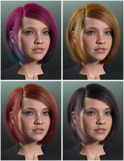 2021-08 Hair Texture Expansion