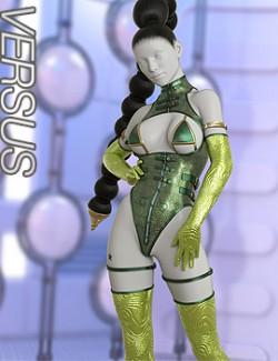 VERSUS- Street Cat Suit for G8F